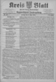 Kreis Blatt für den Kreis Neutomischeler zugleich Hopfenzeitung 1905.06.09 Jg.24 Nr46