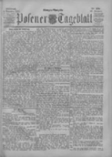 Posener Tageblatt 1901.11.06 Jg.40 Nr521