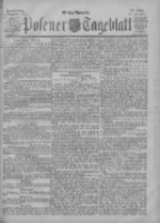 Posener Tageblatt 1901.11.07 Jg.40 Nr524