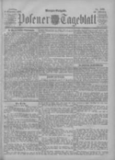 Posener Tageblatt 1901.11.08 Jg.40 Nr525