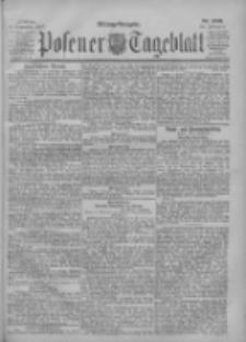Posener Tageblatt 1901.11.08 Jg.40 Nr526