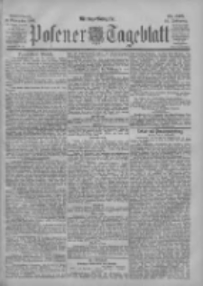 Posener Tageblatt 1901.11.09 Jg.40 Nr528