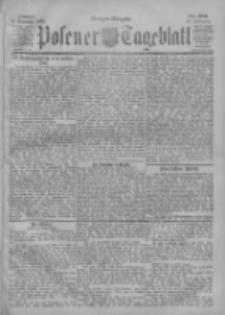 Posener Tageblatt 1901.11.10 Jg.40 Nr529