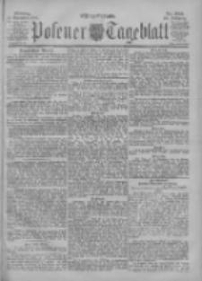 Posener Tageblatt 1901.11.11 Jg.40 Nr530