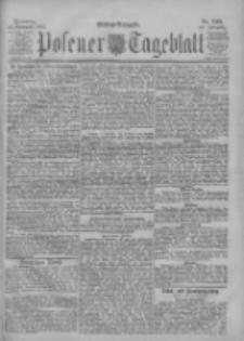 Posener Tageblatt 1901.11.12 Jg.40 Nr532