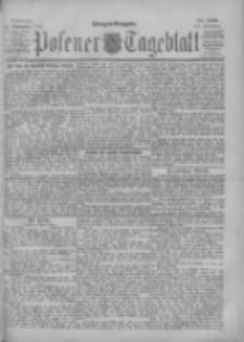 Posener Tageblatt 1901.11.13 Jg.40 Nr533