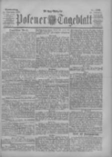 Posener Tageblatt 1901.11.14 Jg.40 Nr536