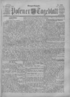Posener Tageblatt 1901.11.15 Jg.40 Nr537