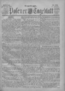 Posener Tageblatt 1901.11.16 Jg.40 Nr539
