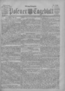 Posener Tageblatt 1901.11. 16Jg.40 Nr540