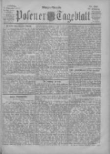 Posener Tageblatt 1901.11.17 Jg.40 Nr541