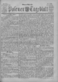 Posener Tageblatt 1901.11.19 Jg.40 Nr543