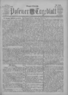 Posener Tageblatt 1901.11.22 Jg.40 Nr547