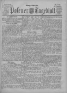 Posener Tageblatt 1901.11.23 Jg.40 Nr549