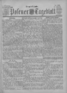 Posener Tageblatt 1901.11.26 Jg.40 Nr553