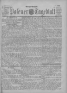 Posener Tageblatt 1901.11.27 Jg.40 Nr555