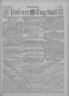 Posener Tageblatt 1901.11.27 Jg.40 Nr556
