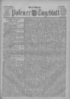 Posener Tageblatt 1901.11.28 Jg.40 Nr558