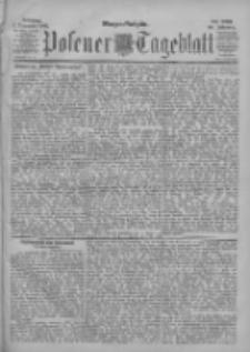Posener Tageblatt 1901.12.01 Jg.40 Nr563