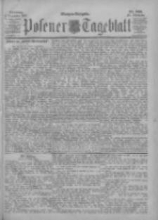 Posener Tageblatt 1901.12.03 Jg.40 Nr565