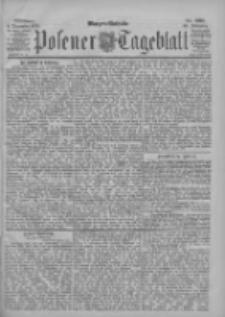 Posener Tageblatt 1901.12.04 Jg.40 Nr567