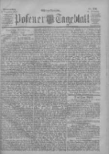 Posener Tageblatt 1901.12.05 Jg.40 Nr570