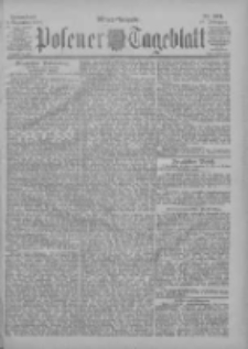 Posener Tageblatt 1901.12.07 Jg.40 Nr574