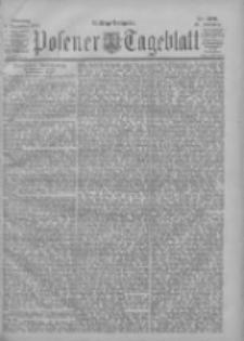 Posener Tageblatt 1901.12.09 Jg.40 Nr576