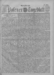 Posener Tageblatt 1901.12.12 Jg.40 Nr582