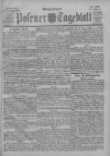 Posener Tageblatt 1901.12.14 Jg.40 Nr586