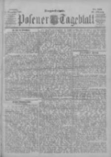 Posener Tageblatt 1901.12.15 Jg.40 Nr587