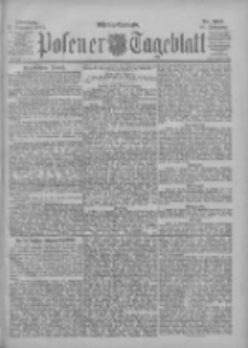 Posener Tageblatt 1901.12.17 Jg.40 Nr590