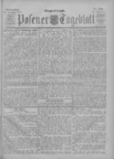 Posener Tageblatt 1901.12.19 Jg.40 Nr593