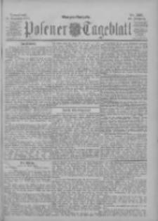 Posener Tageblatt 1901.12.21 Jg.40 Nr597