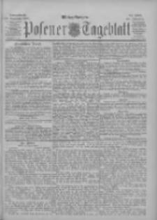 Posener Tageblatt 1901.12.21 Jg.40 Nr598