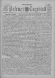 Posener Tageblatt 1901.12.22 Jg.40 Nr599