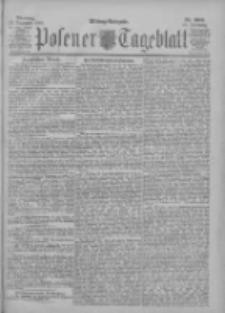 Posener Tageblatt 1901.12.23 Jg.40 Nr600