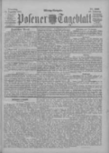 Posener Tageblatt 1901.12.24 Jg.40 Nr602