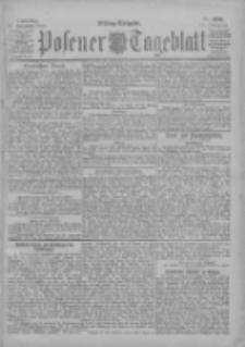 Posener Tageblatt 1901.12.31 Jg.40 Nr610