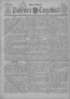 Posener Tageblatt 1902.01.01 Jg.41 Nr1