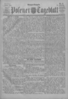 Posener Tageblatt 1902.01.07 Jg.41 Nr9