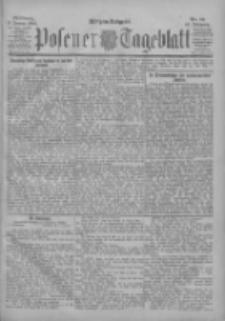Posener Tageblatt 1902.01.08 Jg.41 Nr11