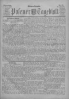 Posener Tageblatt 1902.01.09 Jg.41 Nr13