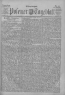 Posener Tageblatt 1902.01.09 Jg.41 Nr14