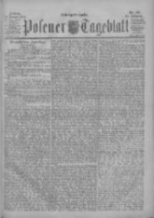 Posener Tageblatt 1902.01.10 Jg.41 Nr16