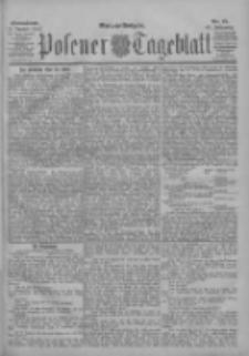 Posener Tageblatt 1902.01.11 Jg.41 Nr17