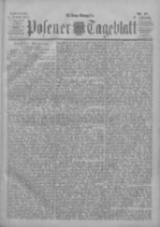 Posener Tageblatt 1902.01.11 Jg.41 Nr18
