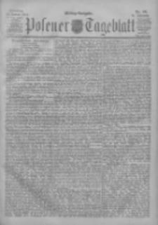 Posener Tageblatt 1902.01.14 Jg.41 Nr22