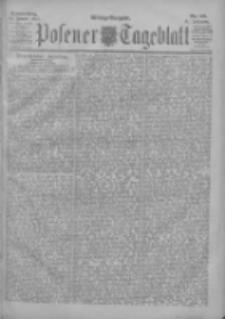 Posener Tageblatt 1902.01.16 Jg.41 Nr26
