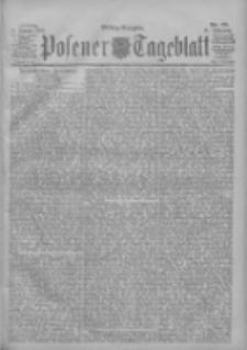 Posener Tageblatt 1902.01.17 Jg.41 Nr28